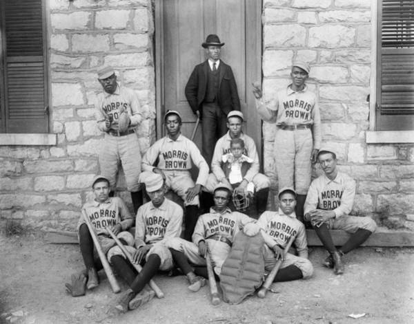 College Baseball Photograph - Baseball Team, C1900 by Granger