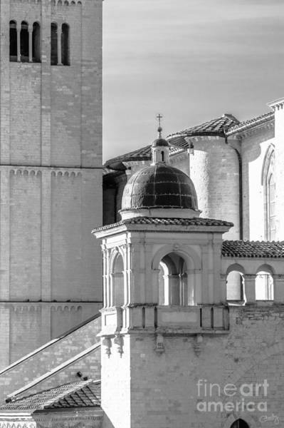 Photograph - Basilica Details by Prints of Italy