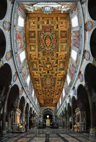 Wall Art - Photograph - Basilica Di S.maria In Aracoeli by Massimo Cuomo