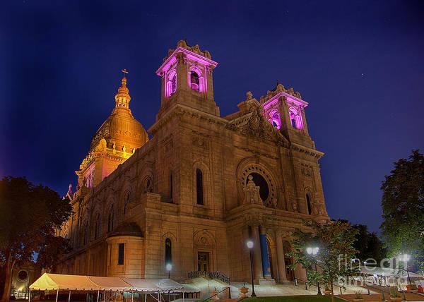 Basilica Of Saint Mary Minneapolis Art Print