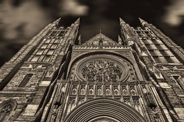 Photograph - Basilica Of Saints Peter And Paul  by Bob Orsillo