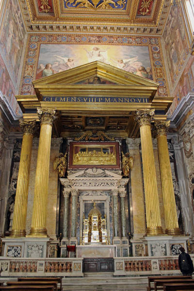 Photograph - Basilica Of St John Lateran  by Tony Murtagh