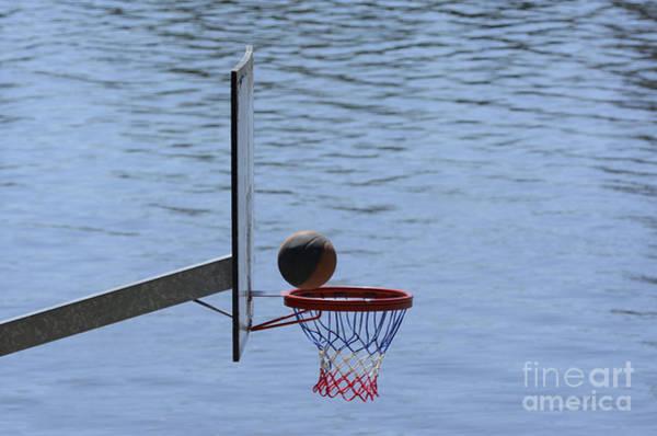 Wall Art - Photograph - Basketball by Bernard Jaubert