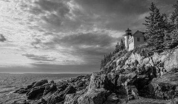 Acadia National Park Wall Art - Photograph - Bass Harbor Views by Kristopher Schoenleber