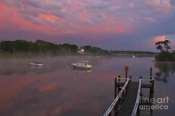 Photograph - Bass River Sunset by Amazing Jules