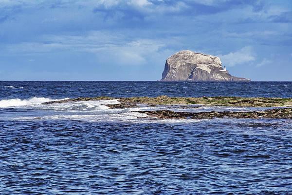 Photograph - Bass Rock by Jason Politte