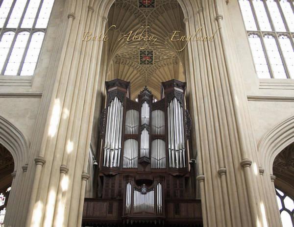 Photograph - Bath Abbey England by Jenny Setchell