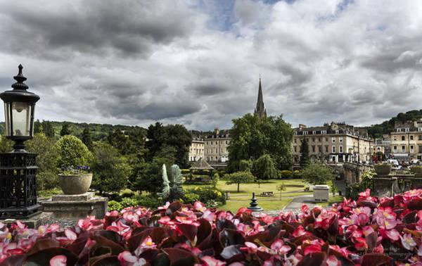 Photograph - Bath England by Denise Dube