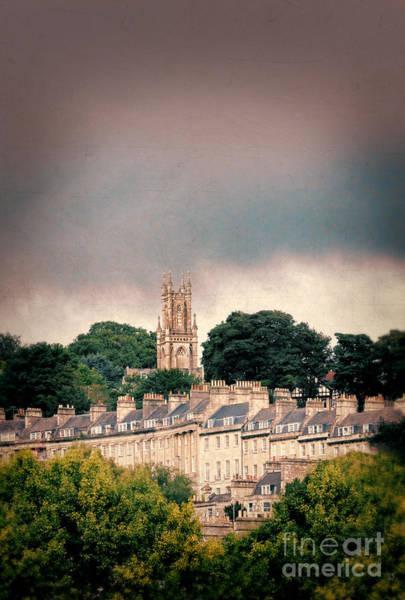 Bath Abbey Photograph - Bath England by Jill Battaglia