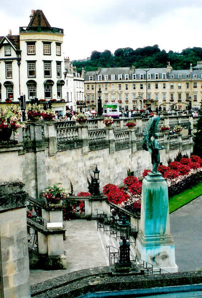 Photograph - Bath England by Kathryn McBride