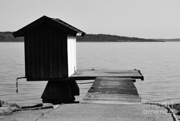 Photograph - Bathing Jetty 3 by Randi Grace Nilsberg