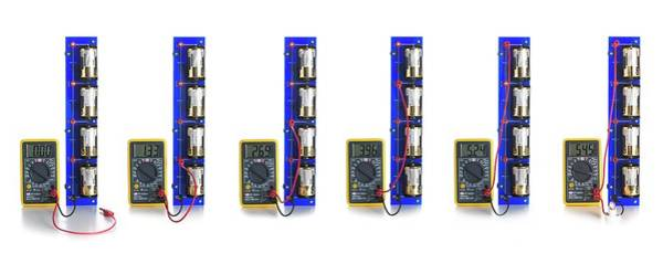 Battery Photograph - Batteries by Science Photo Library