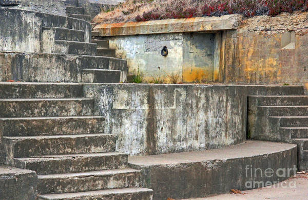 Photograph - Battery Chamberlin by Kate Brown