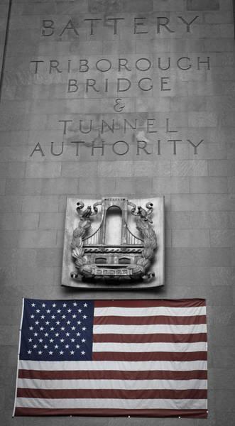 Wall Art - Photograph - Battery Tunnel Entrance Manhattan by Teresa Mucha