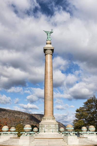 Wall Art - Photograph - Battle Monument by John Greim