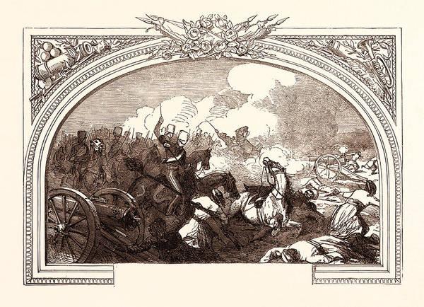 Singh Drawing - Battle Of Ferozeshah, Lord Gough, December 21st by English School