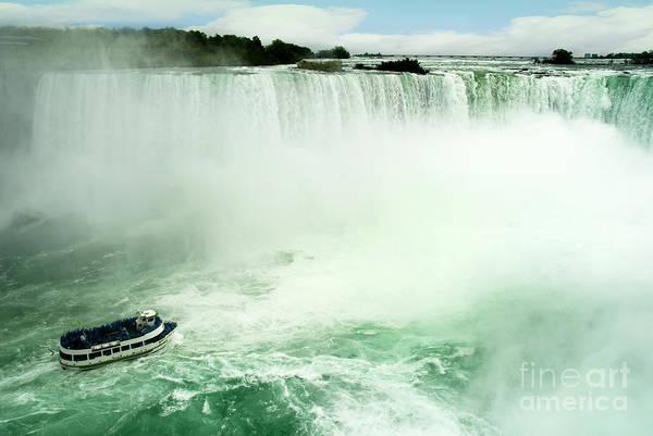 Photograph - Battling The Water by Brenda Kean