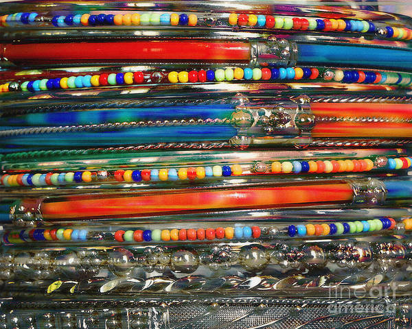Photograph - Baubles Bangles And Beeds by Edmund Nagele