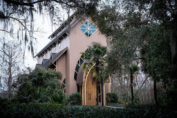 Gainesville Photograph - Baughman Center  by Louis Ferreira