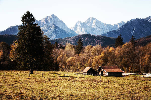 Photograph - Bavarian Beauty by Ryan Wyckoff