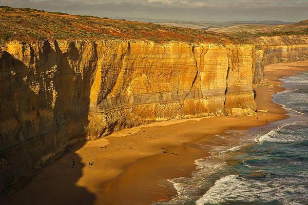 Photograph - Bay Of Islands Cliffs #2 by Stuart Litoff