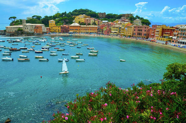 Sestri Levante Photograph - Bay Of Silence - Sestri Levante by Federica Gentile