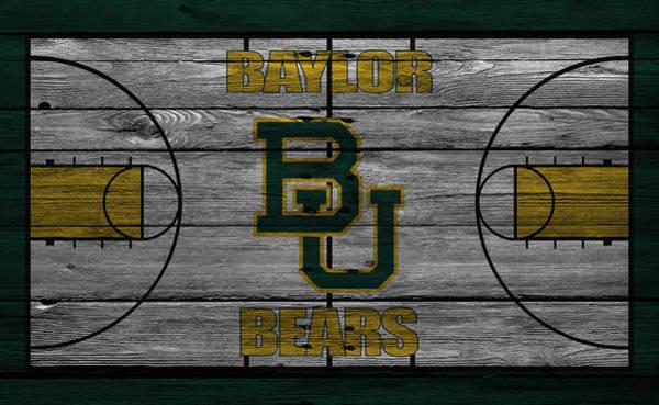 Wall Art - Photograph - Baylor Bears by Joe Hamilton