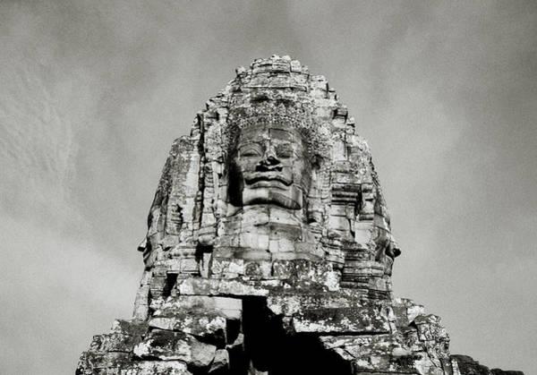 Photograph - Bayon Temple by Shaun Higson