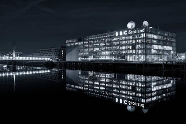 Photograph - Bbc Studio's - Glasgow by Stephen Taylor