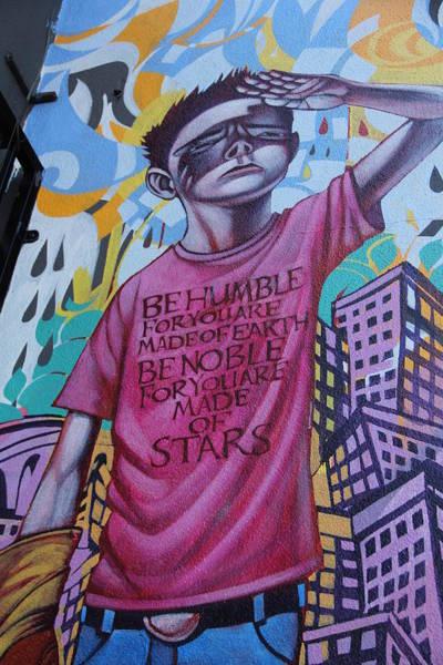 Fantasy Wall Art - Photograph - Be Humble Painting by Tony Castle