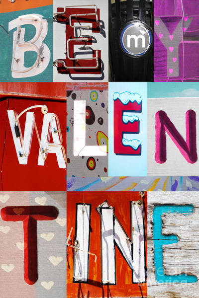 Photograph - Be My Valentine by Elena Nosyreva
