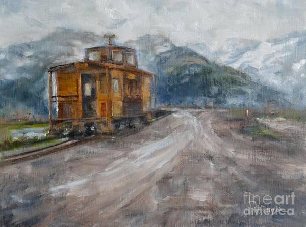 Painting - Be Still by Lori Pittenger