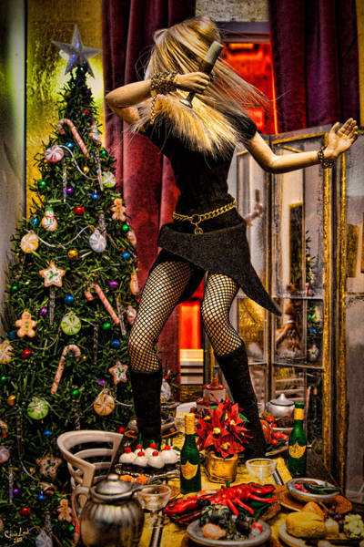Photograph - Be Wild At Christmas by Chris Lord