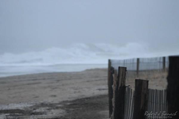 Photograph - Beach Access Waves Ahead by Robert Banach