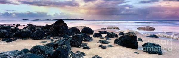 County Antrim Wall Art - Photograph - Approaching Storm by Rod McLean