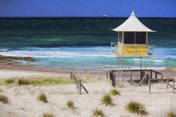 Wall Art - Photograph - Beach At Terrigal by Sheila Smart Fine Art Photography