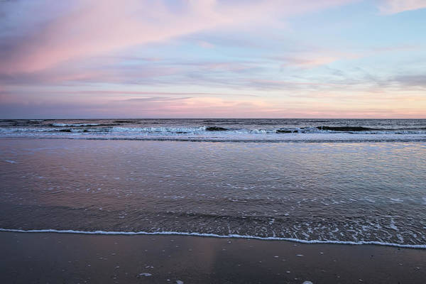 Photograph - Beach At Wild Dunes South Carolina by Evie Carrier