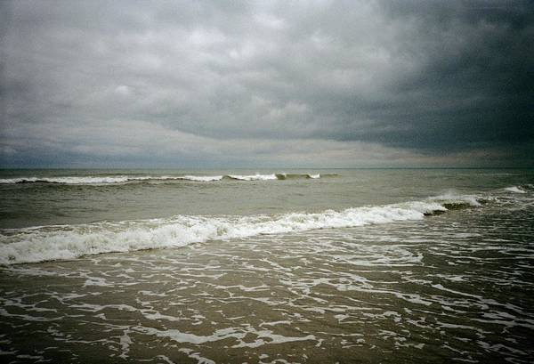 Photograph - Beach Before The Storm by Carol Whaley Addassi