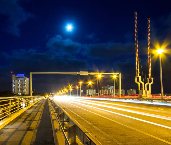 Rights-managed Wall Art - Photograph - Beach Causeway by Mark Andrew Thomas