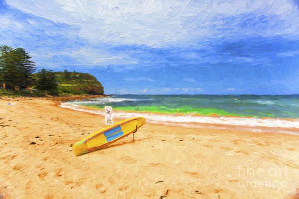 Wall Art - Photograph - Beach Closed by Sheila Smart Fine Art Photography