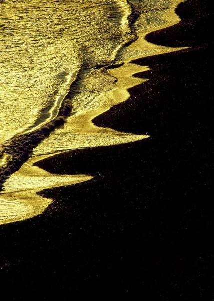 Shingles Photograph - Beach Cusps by Jon Wilson/science Photo Library
