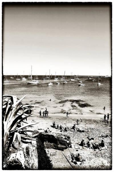 Wall Art - Photograph - Beach Days At Cascais by John Rizzuto