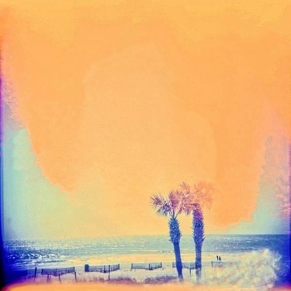 Beach Dream Art Print