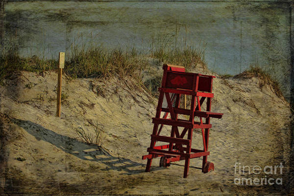 Photograph - Beach Dune by Deborah Benoit