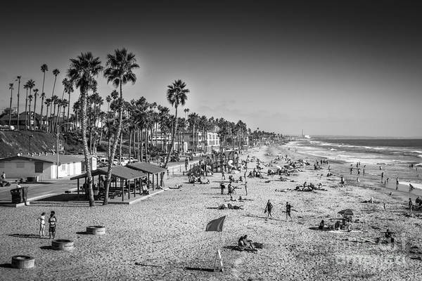 Art Print featuring the photograph Beach Life From Yesteryear by John Wadleigh