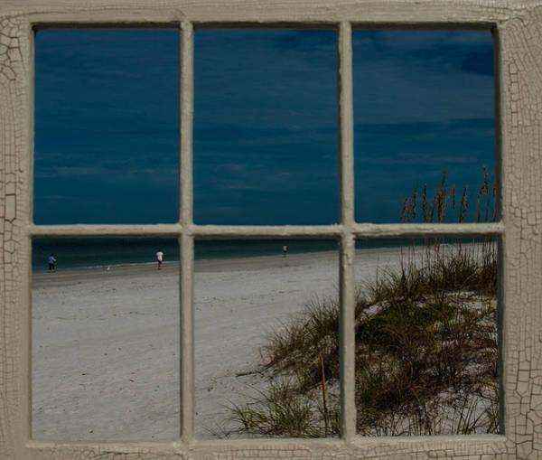 Photograph - Beach Lookout by Randy Sylvia