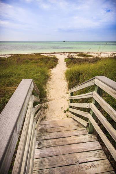 Photograph - Beach Path by Adam Romanowicz