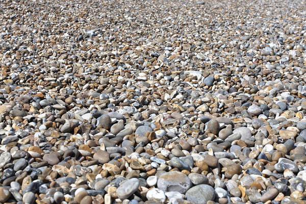 Abundant Wall Art - Photograph - Beach Pebbles by Tom Gowanlock