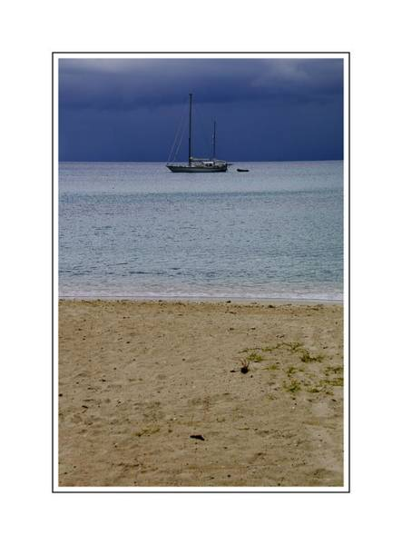Photograph - Beach Sand Sailboat by Alice Gipson