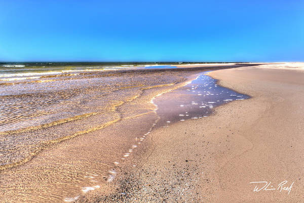 Photograph - Beach Sand by William Reek